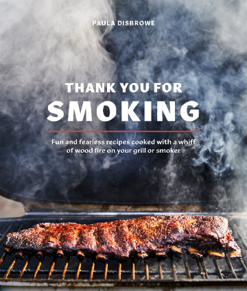 Buy the Thank You for Smoking cookbook