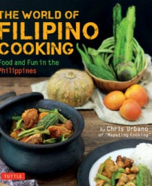 The World of Filipino Cooking Cookbook
