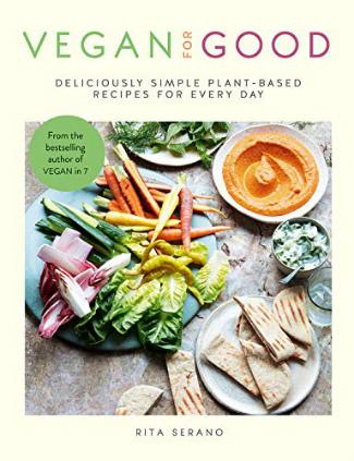 Buy the Vegan for Good cookbook