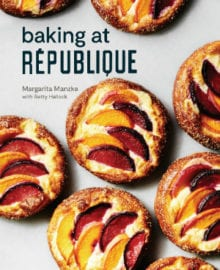 Baking at Republique Cookbook