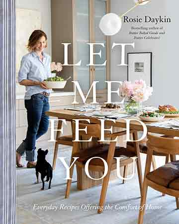 Buy the Let Me Feed You cookbook