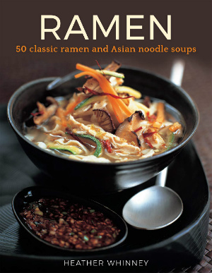 Buy the Ramen cookbook