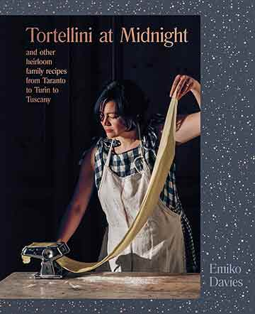 Buy the Tortellini at Midnight cookbook
