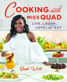 Cooking with Miss Quad Cookbook
