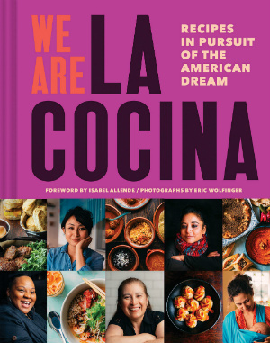 Buy the We Are La Cocina cookbook