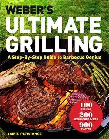 Buy the Weber's Ultimate Grilling cookbook