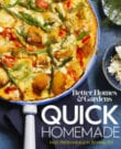 Better Homes and Gardens Quick Homemade Cookbook