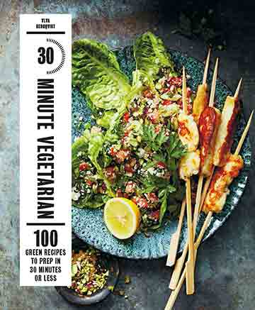 Buy the 30 Minute Vegetarian cookbook