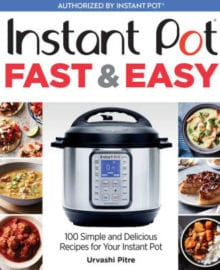 Instant Pot Fast & Easy Cookbook