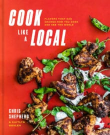 Cook Like A Local Cookbook