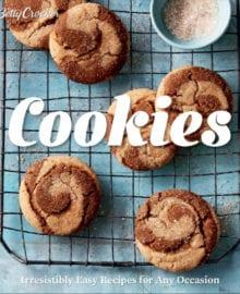 Betty Crocker Cookies Cookbook
