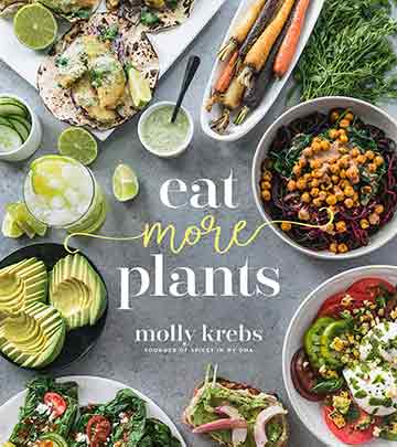 Buy the Eat More Plants cookbook