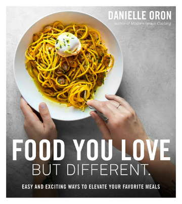 Buy the Food You Love But Different cookbook