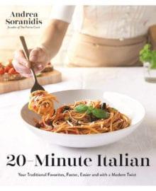 20-Minute Italian Cookbook