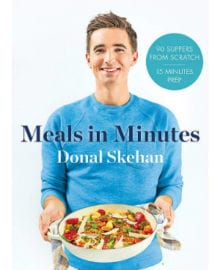 Donal's Meals in Minutes Cookbook