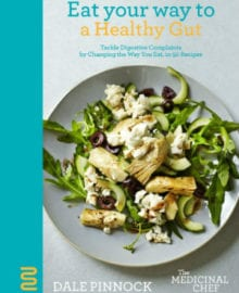 Eat Your Way to a Healthy Gut Cookbook