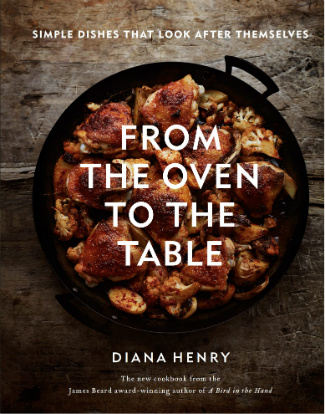 Buy the From the Oven to the Table cookbook