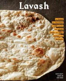 Lavash Cookbook