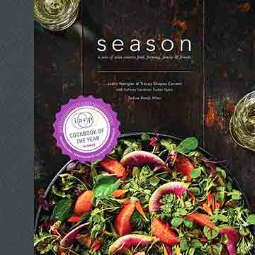 Buy the Season: Wine Country Food, Farming, & Friends cookbook