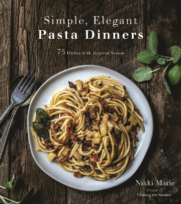 Buy the Simple, Elegant Pasta Dinners cookbook