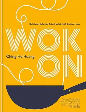 Buy the Wok On cookbook