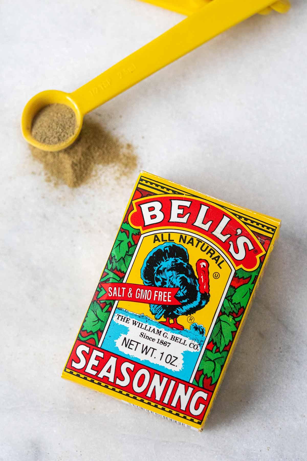 What is Bell's Seasoning?