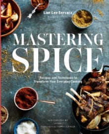 Mastering Spice Cookbook