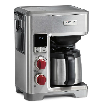 Win A Wolf Programmable Coffee System