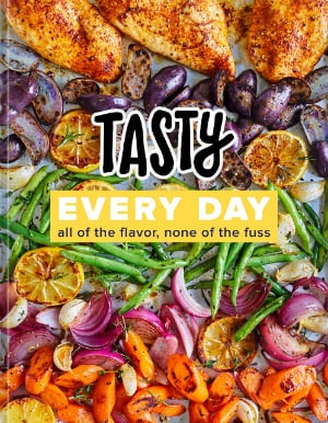 Buy the Tasty Every Day cookbook