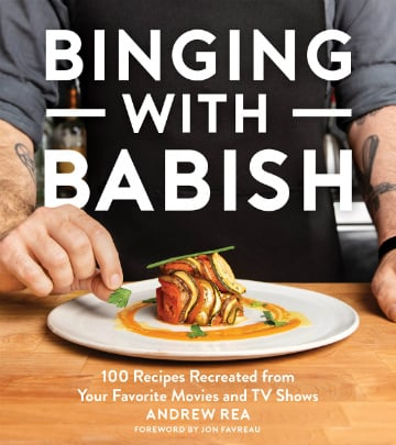 Buy the Binging with Babish cookbook