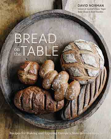 Buy the Bread on the Table cookbook