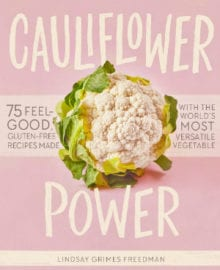 Cauliflower Power Cookbook