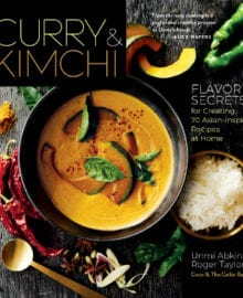 Curry & Kimchi Cookbook