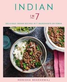 Indian in 7 Cookbook