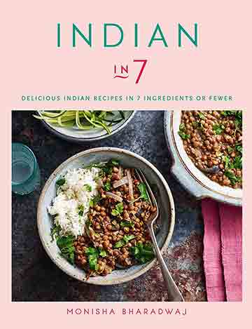 Buy the Indian in 7 cookbook