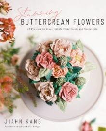 Stunning Buttercream Flowers Cookbook