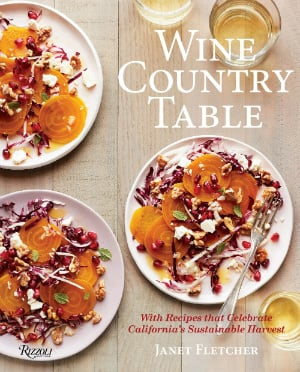 Buy the Wine Country Table cookbook