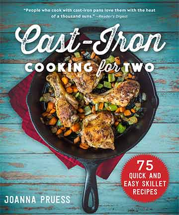 Buy the Cast-Iron Cooking for Two cookbook