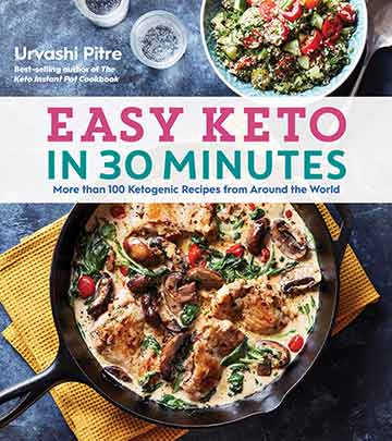 Buy the Easy Keto in 30 Minutes cookbook