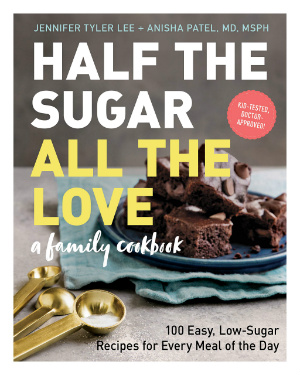 Buy the Half the Sugar All the Love cookbook
