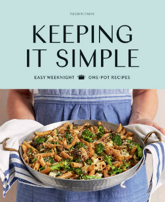 Buy the Keeping it Simple cookbook