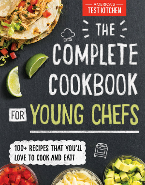 Buy the The Complete Cookbook for Young Chefs cookbook