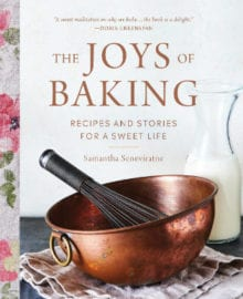 The Joys of Baking Cookbook
