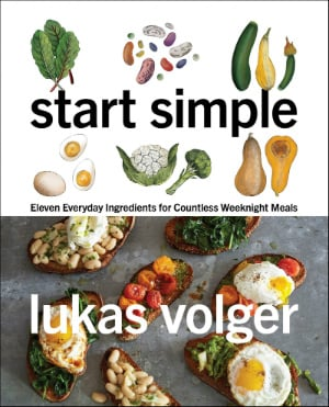 Buy the Start Simple cookbook