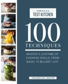 100 Techniques Cookbook