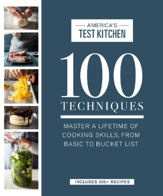 Buy the 100 Techniques cookbook