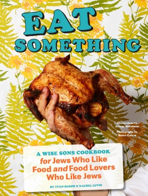 Buy the Eat Something cookbook