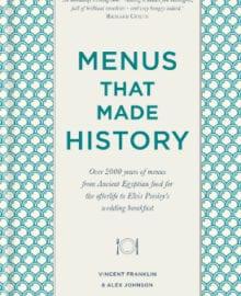 Menus that Made History