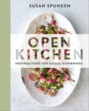 Buy the Open Kitchen cookbook