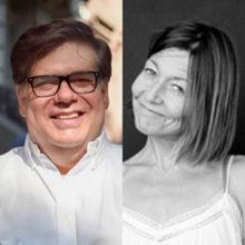 David Leite and Renee Schettler